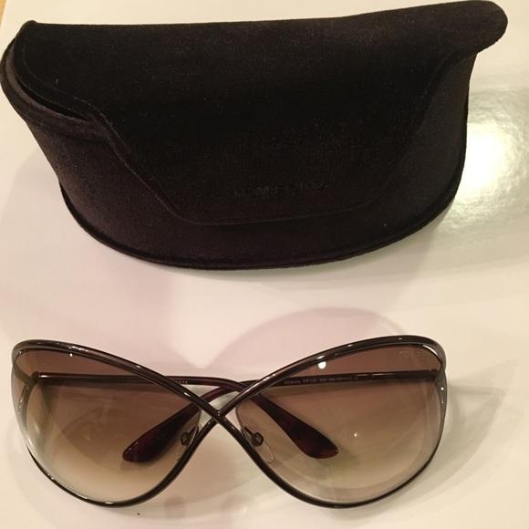 bfca843a1492b Authentic Tom Ford Miranda TF130 36F Sunglasses. M 5beb7ccfaaa5b8e3e87f2f9c